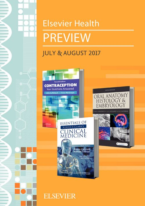 Elsevier Health Preview July and August 2017