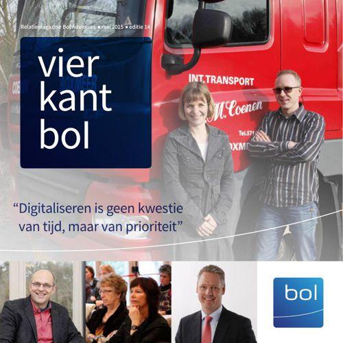 Vierkant Bol - editie 14 - mei 2015