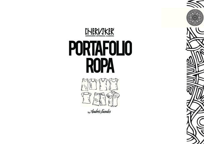 PORTAFOLIO ROPA CHERUSKER