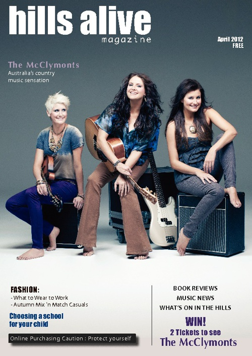 Hills Alive Magazine APRIL 2012