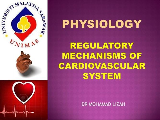PHYSIOLOGY CVS