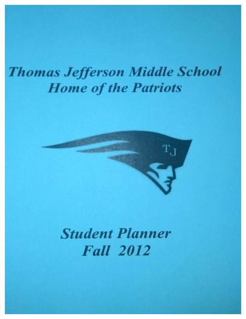 Student Planner/Agenda