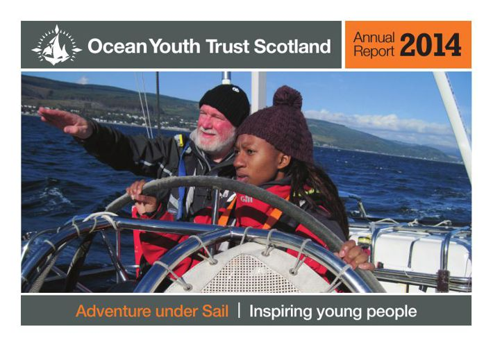OYT Scotland Annual Report 2014