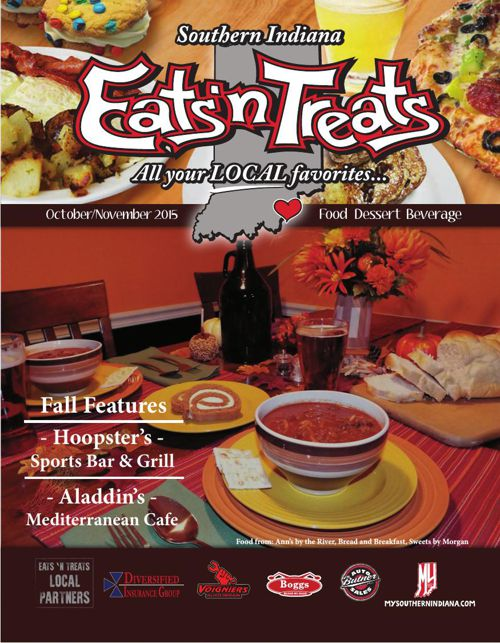 Southern Indiana Eats 'n Treats - October/November 2015 Issue