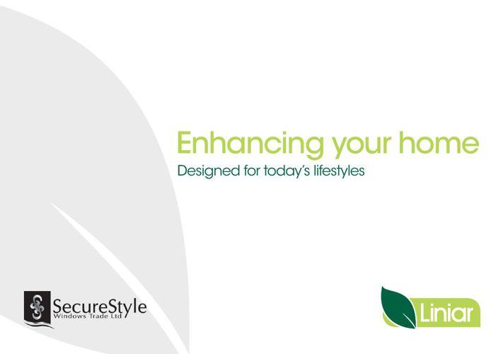 Liniar Secure Style Full Range Brochure