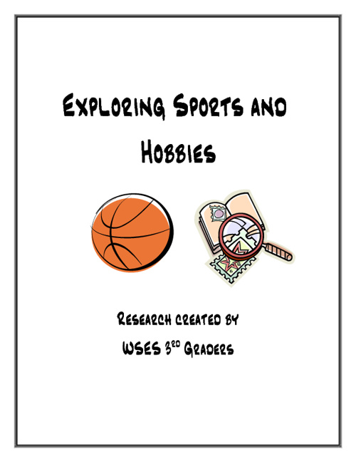 Copy of Exploring Sports and Hobbie 3-P