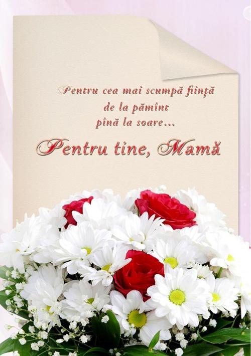 Fotocarte pentru Mama