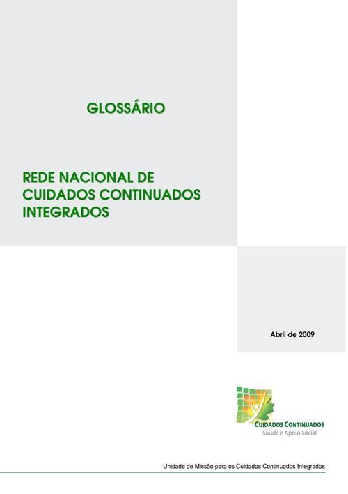Glossario RNCCI