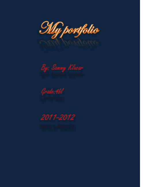 sams portfolio