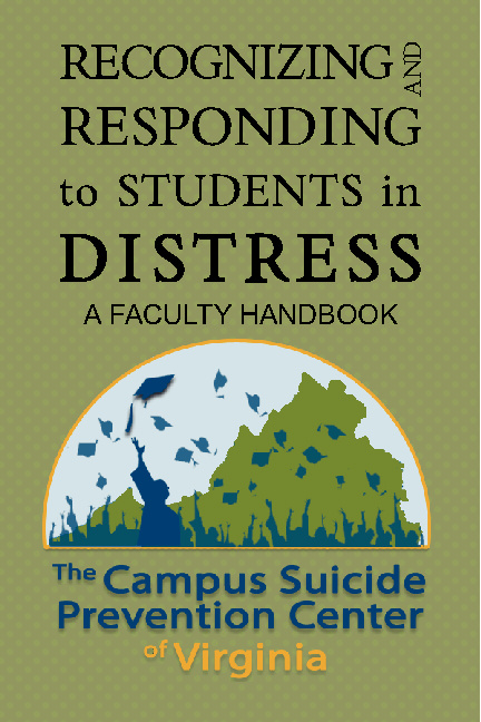 Recognizing and Responding to Students in Distress