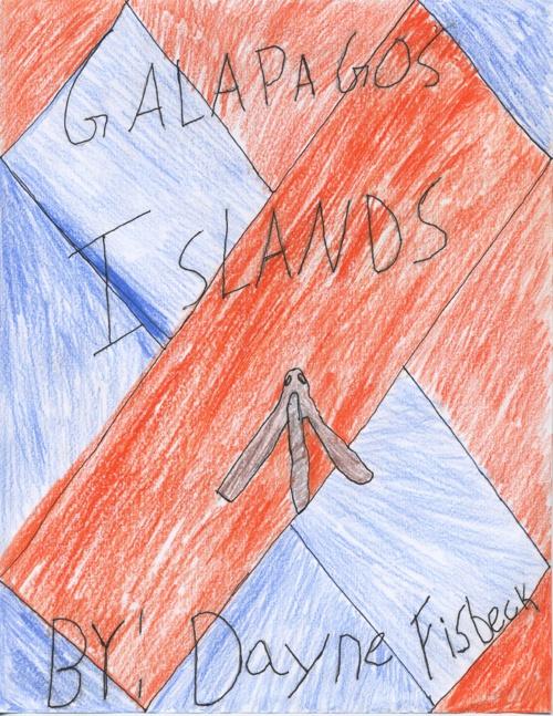 Dayne,Fisbeck, Galapagos Island E-book