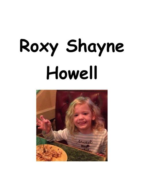 Roxy Shayne Howell's Favorite Things