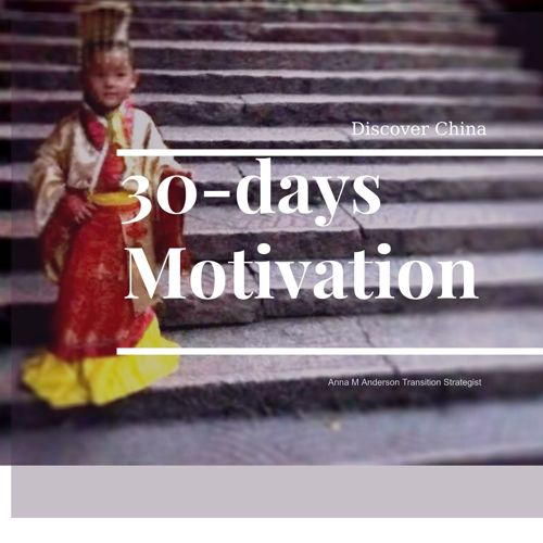 30-days Motivation - Discover China