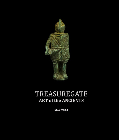 Treasuregate - Art of the Ancients    May 2014