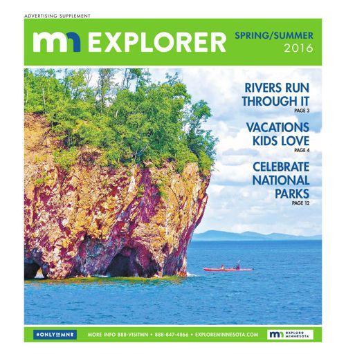 MN Explorer - Spring/Summer, 2016