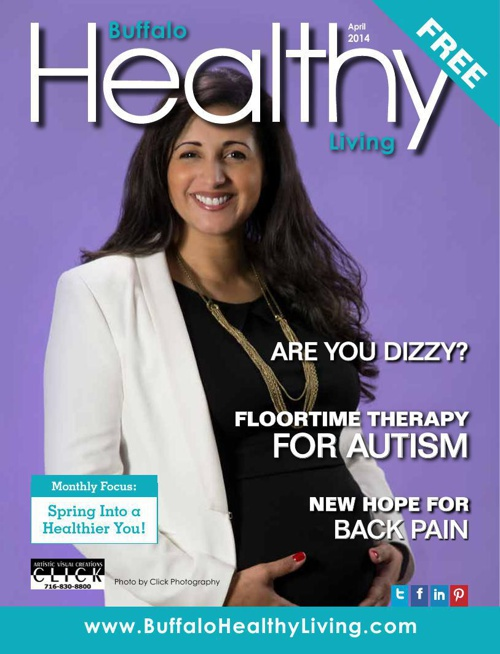 APRIL 2014 Buffalo Healthy Living Magazine