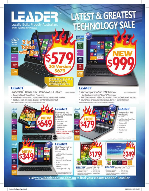 Leader_Computers_Latest_and_Greatest_Technology_Sale_Catalogue_C