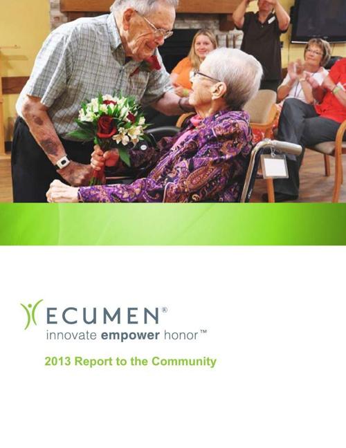 2013 Ecumen Report to the Community