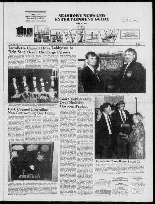 Review November 1987