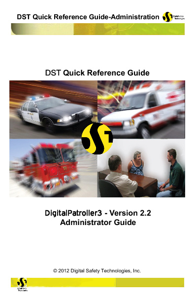 DP3 2.2 Admin Quick Reference