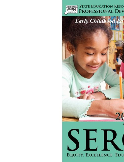 Early Childhood Education Professional Development Catalog