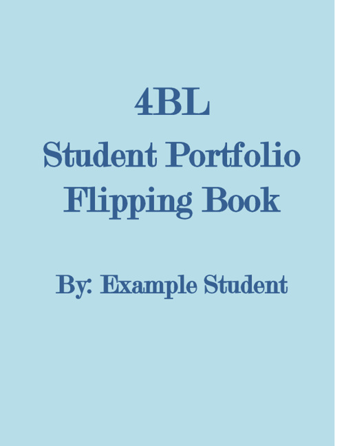 Example Flipping Book