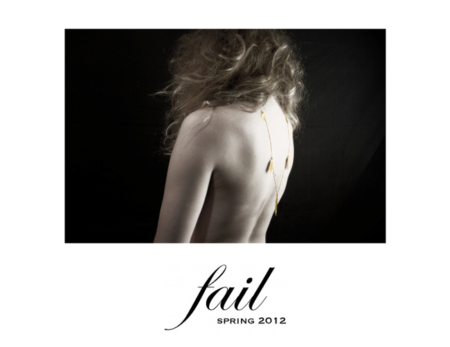 fail S12 lookbook