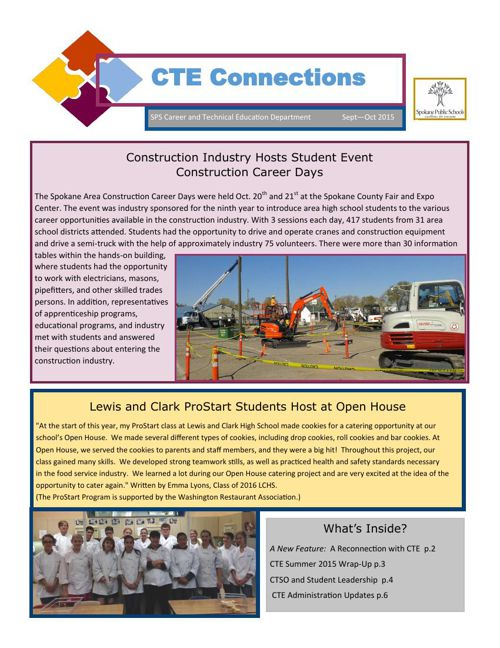 Newsletter CTE Connections_Sept-Oct