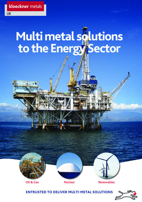 Kloeckner Energy Brochure