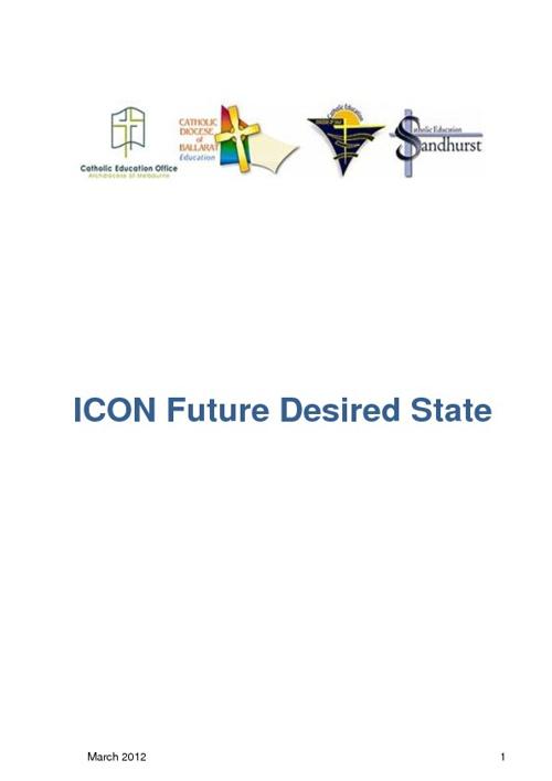 ICON Future States