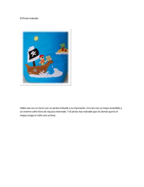 El Pirata Malvado
