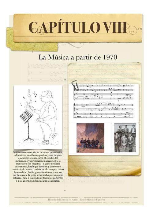 1970 orquestas