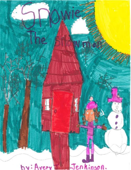Snowie the Snowman by Avery Jenkinson
