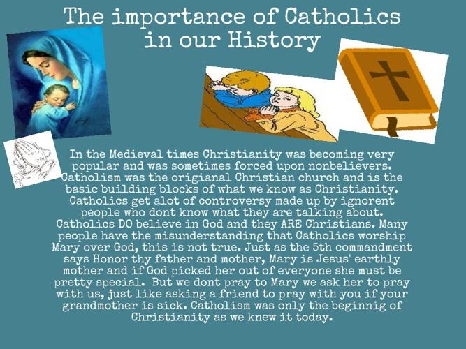 The Medieval Times Catholic Church