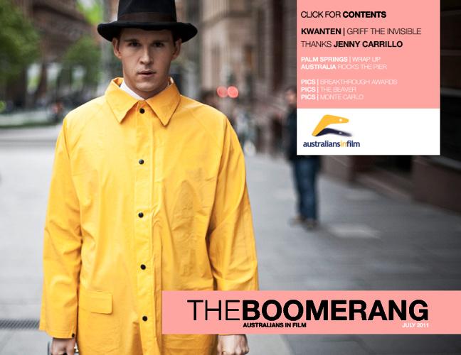July Boomerang