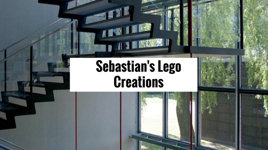 Sebastian's Lego Creations