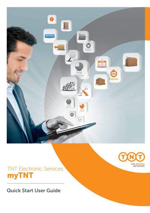 myTNT Brochure