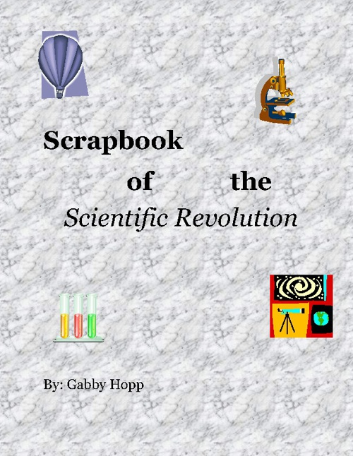 Scrapbook of the Scientific Revolution