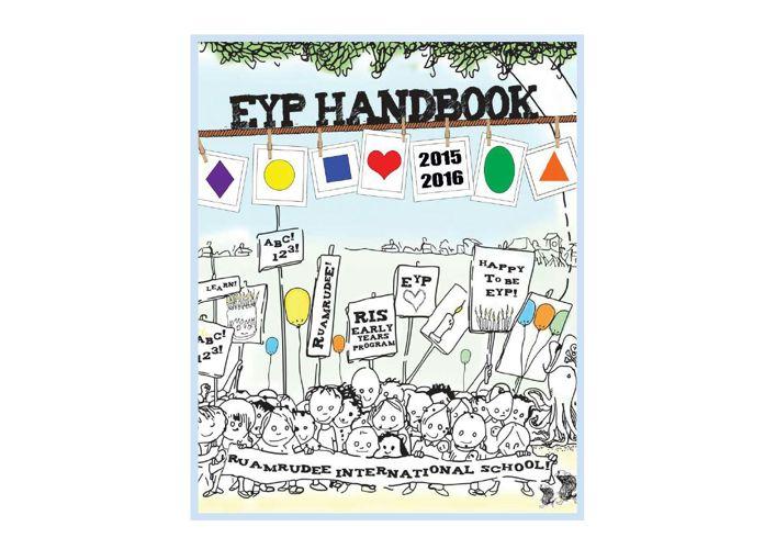 SY 15-16 EYP Handbook