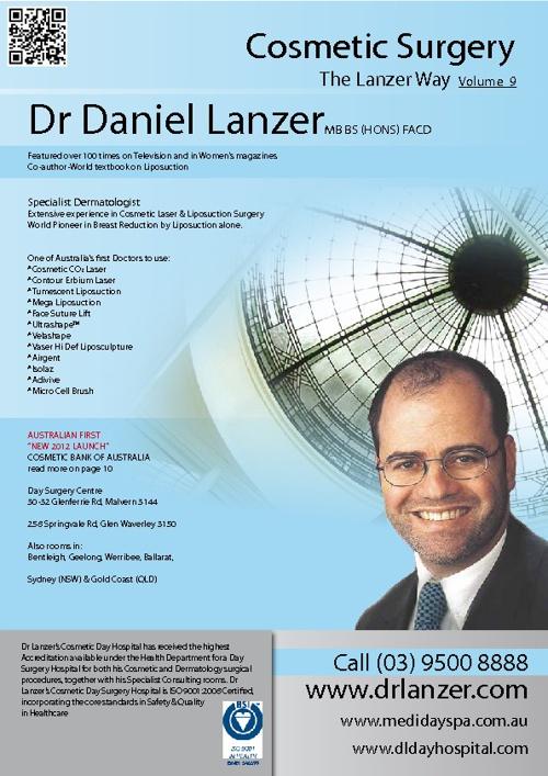 Dr Daniel Lanzer