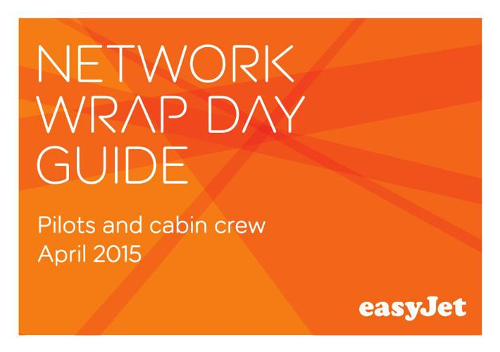 Network Wrap Day Guide