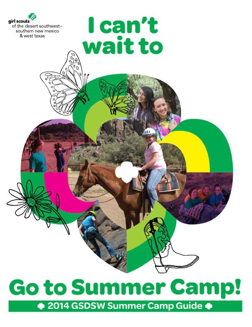 2014 GSDSW Summer Camp Guide