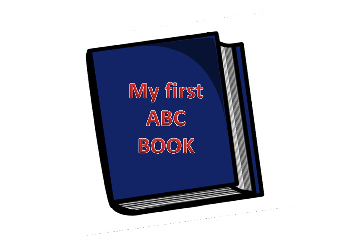 Beau's 1st ABC book