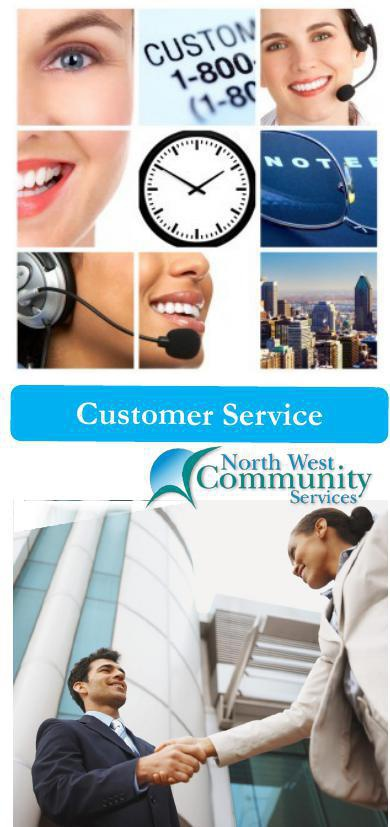 Customer Service leaflet Nov
