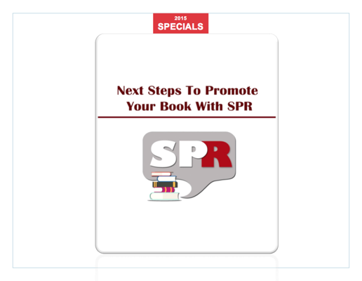 Next Steps To Promote Your Book With SPR