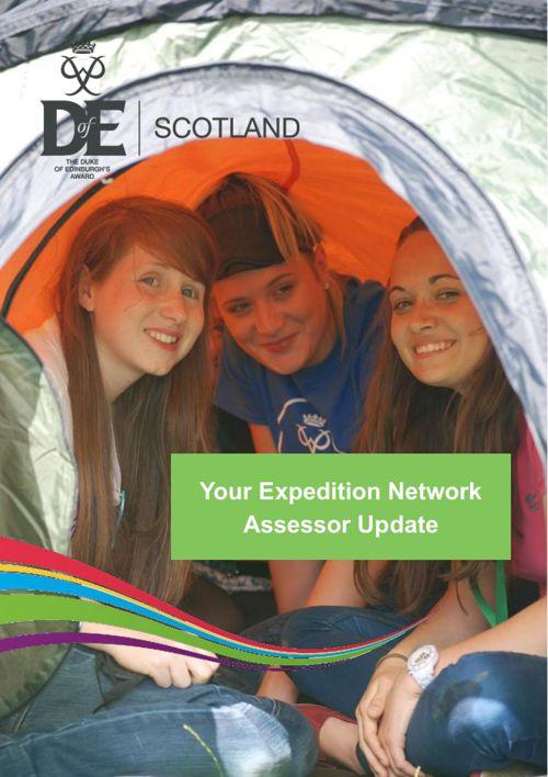 Expedition Network Assessor Newsletter