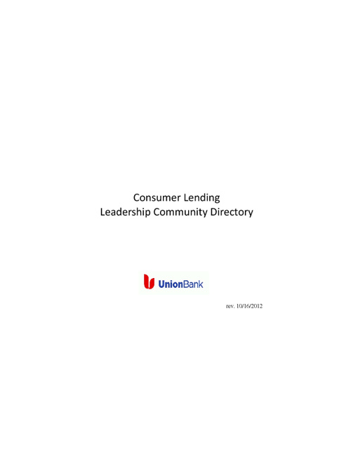 CL Leader Directory