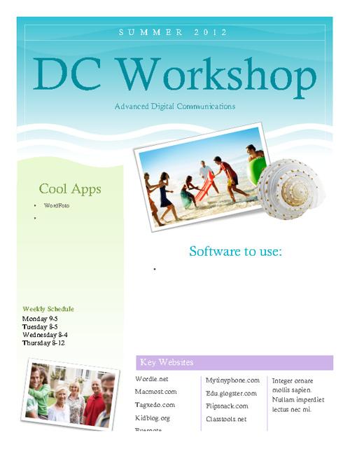 DC workshop
