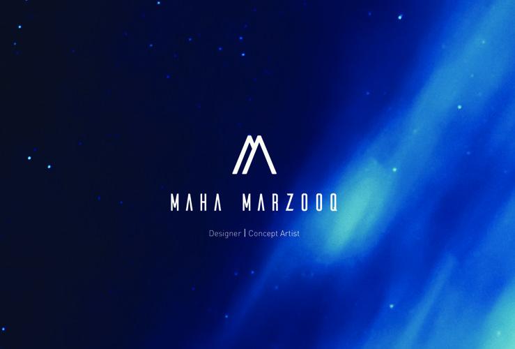 Maha Marzooq Creative Portfolio 2016