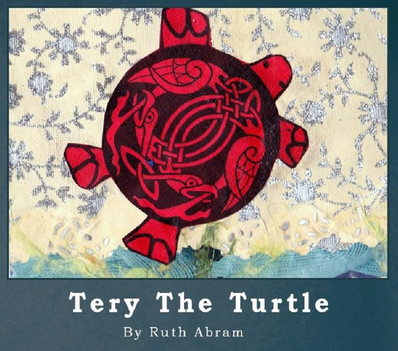 Terry the Turtle Example Book